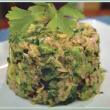 Acacodo,tuna, easy recipe,nutritious,fitness foods