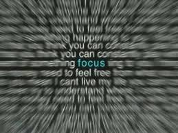 focus word