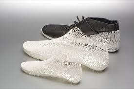 3-d printer shoe