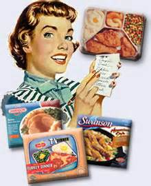 Sugar tv dinners
