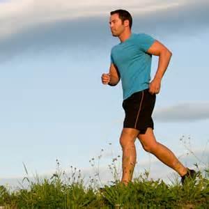 flu jogging