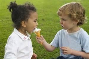 Sharing kids