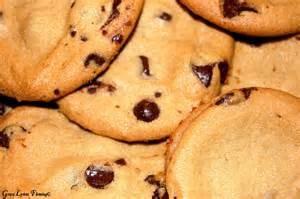 Scent cookies