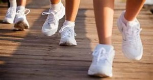 Respect brisk walking